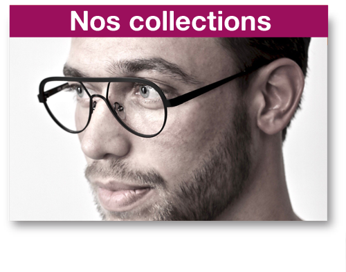 Collections lunettes vue solaires